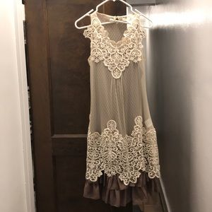 Lace dress from Modcloth s NWT